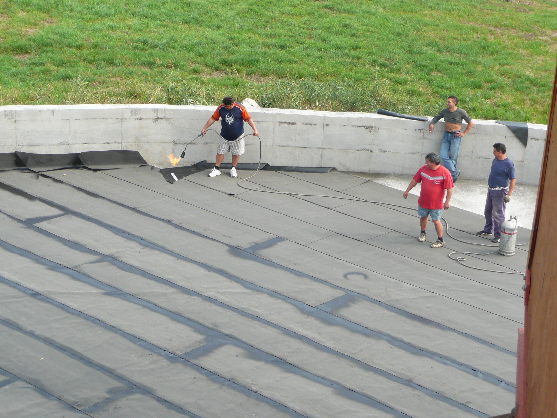A beton szigetelése