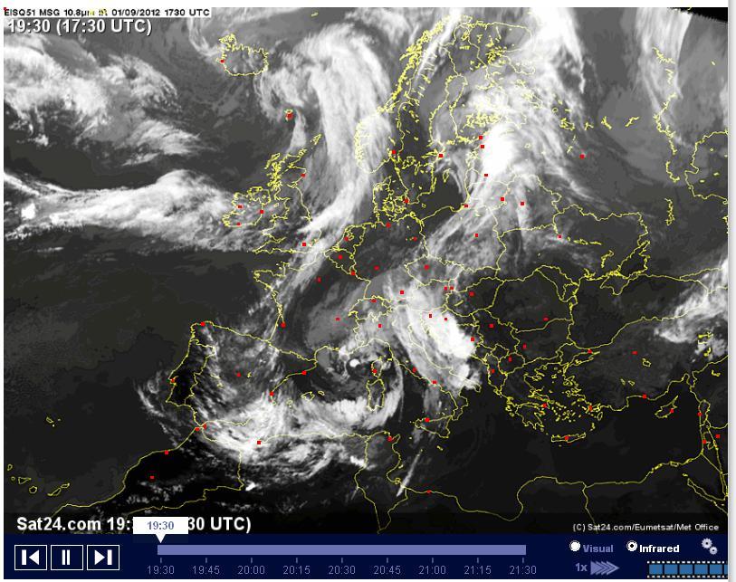 EU időjárás