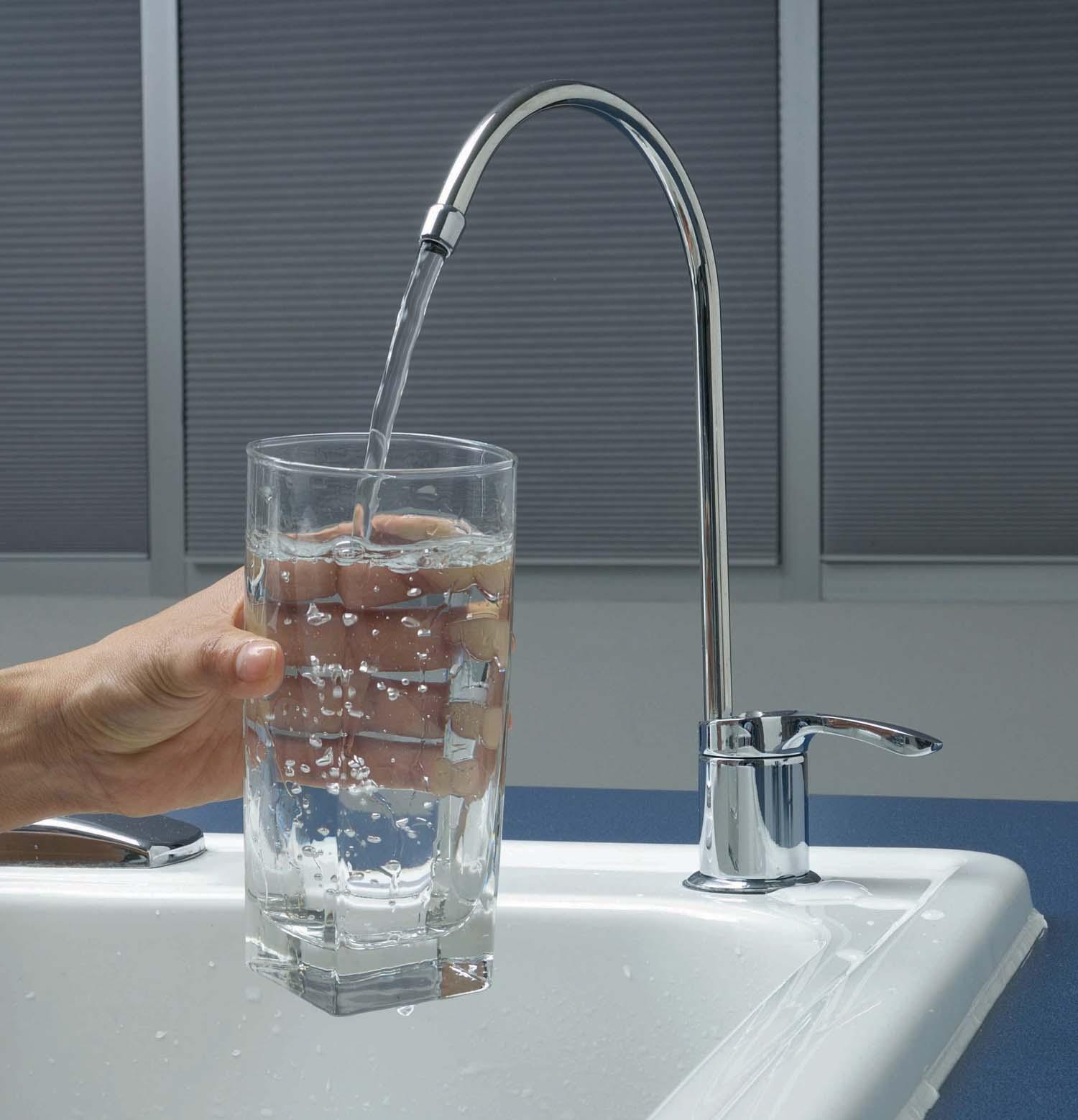 A közfogyasztású ivóvizek