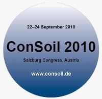 ConSoil 2010 Konferencia