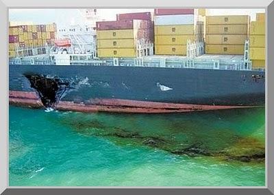 Tankhajókatasztrófa